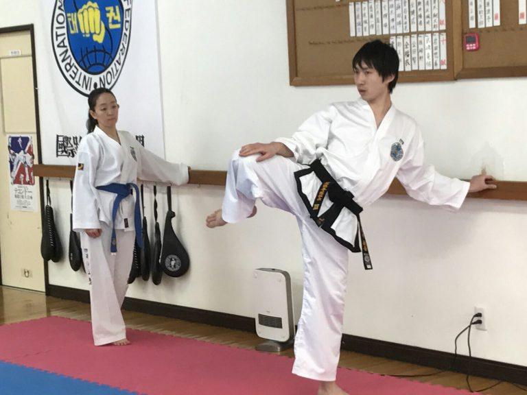 松井 新吾副師範(3段)