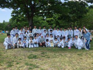 埼玉道場 ファミリー交流会2016