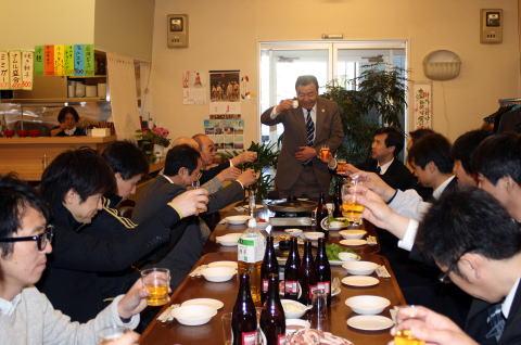 新春寒稽古2012