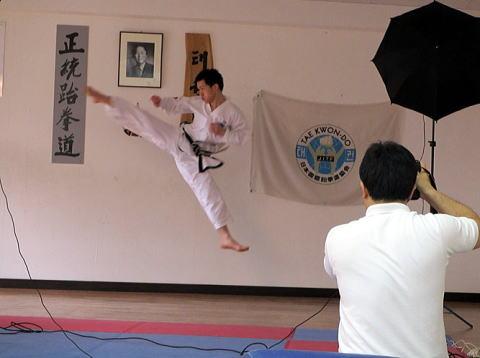 姜昇利副師範、武道雑誌「Fight&Life(ファイトアンドライフ)」にインタビュー