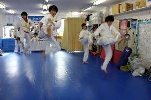 名古屋道場 第24回昇級審査会・合同練習会