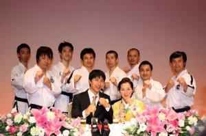 テコンドー高崎道場 ファミリー交流会2012