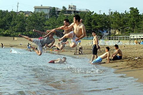 東海地区 夏合宿2012