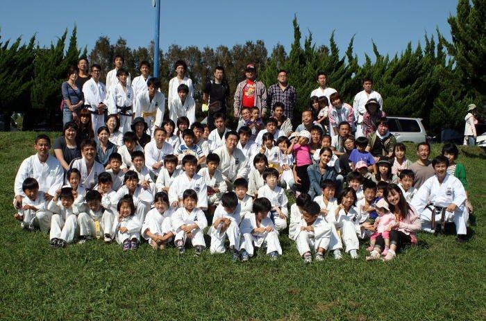 テコンドー埼玉道場 ファミリー交流会2012