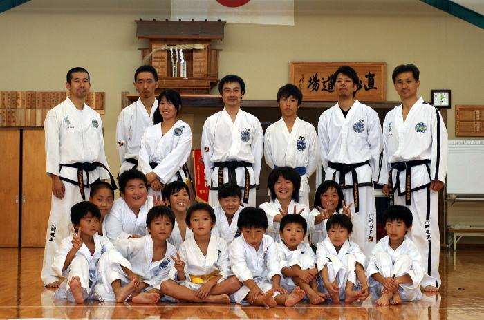 群馬高崎道場 合宿2012