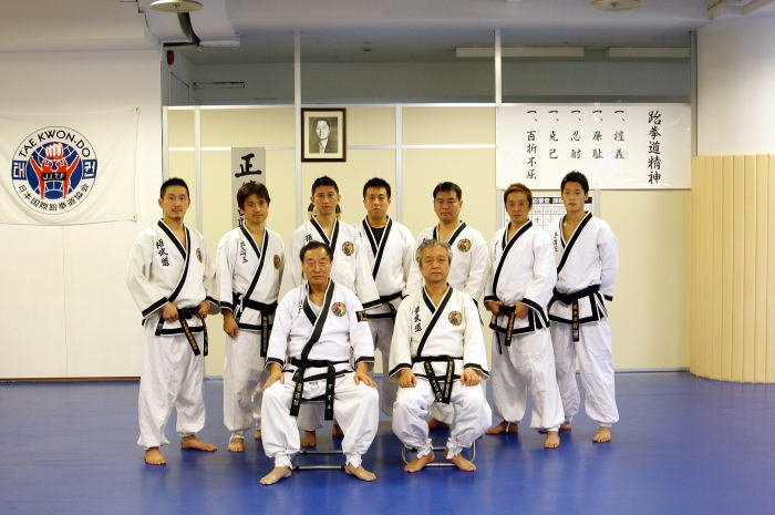 ハンムドー創始者 金ヒヨン先生 来日特別セミナー2012