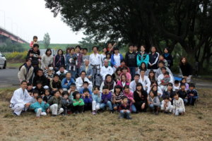 テコンドー朴武館 東京地区 ファミリー交流会2015