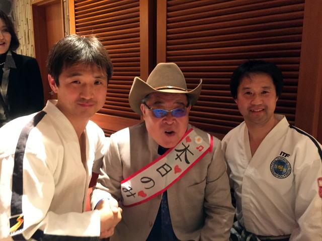 NEW IS FiLD DAY2014 テコンドー演武