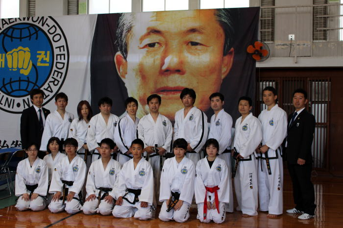 ファラン朴武館 第61回有段者技術研究会