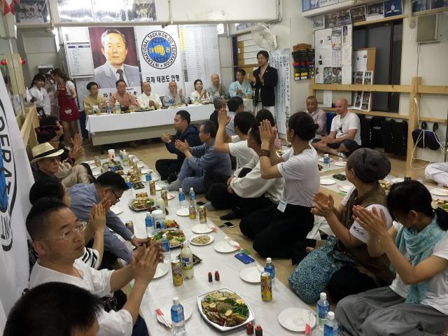 第4回日韓伝統武芸人交流会2016