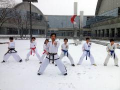 早稲田大学 文学部 正統テコンドー講演会