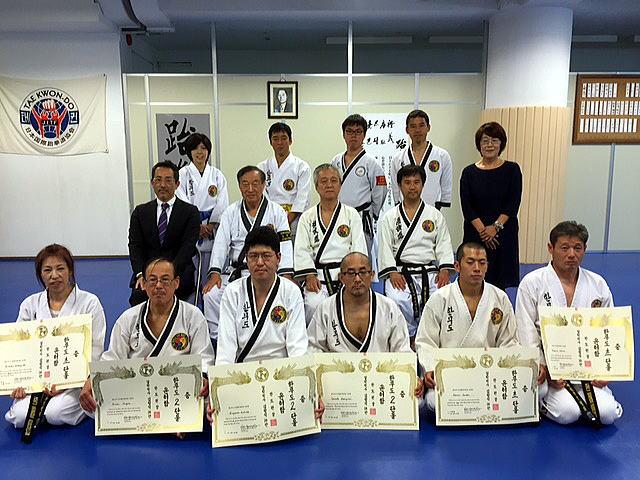 ハンムドー札幌道場 初セミナー