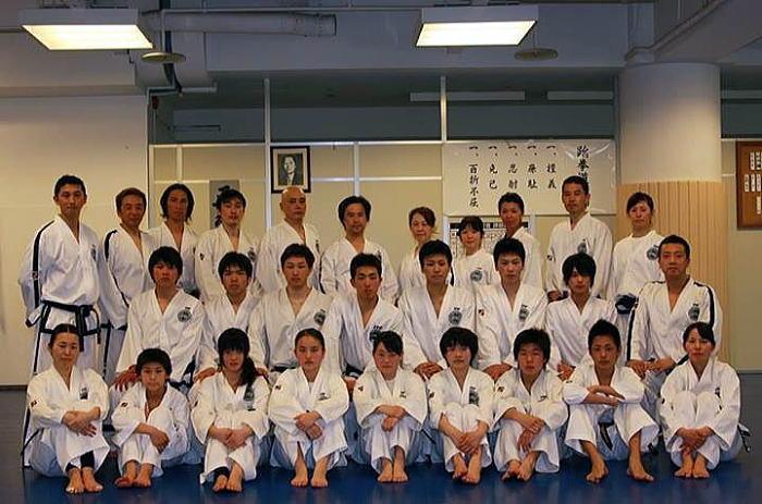 2014第11回世界ジュニア、第6回世界ベテラン選手権大会inタジキスタン ファラン朴武館 日本代表選手
