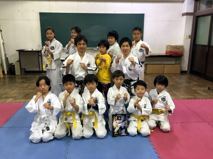 川崎教室 昇級審査会