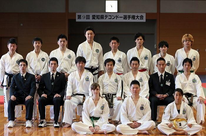 名古屋道場 第27回昇級審査会