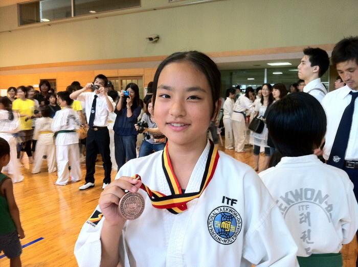 第3回江東区大会で 北川真子選手、瀬野尾俊敬選手が銅メダルに輝く!!