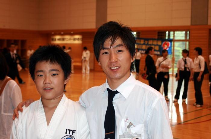 第5回神奈川県大会に 山中雄登選手(川崎)、初出場