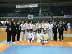 第29回全日本大会結果