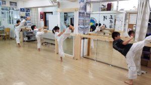 全日本ジュニア強化練習スタート