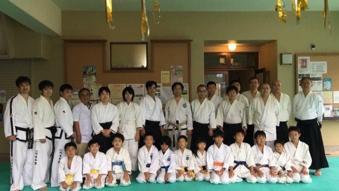 高麗神社 秋の武道祭2018 テコンドー演武