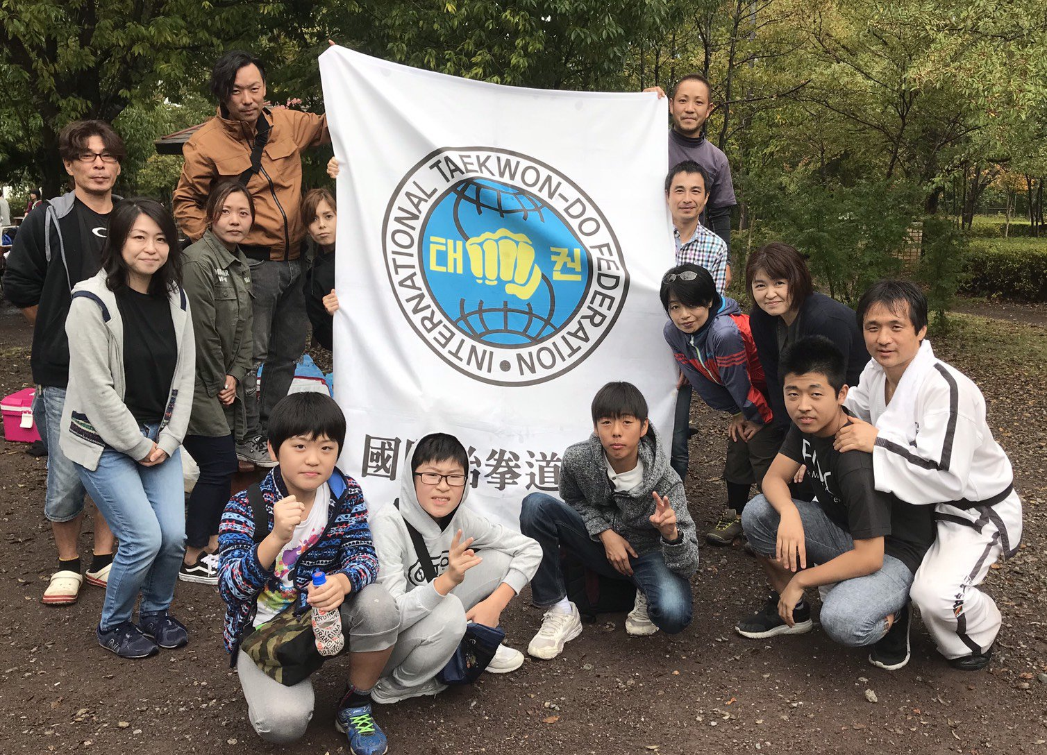 高崎道場ファミリー交流会2018