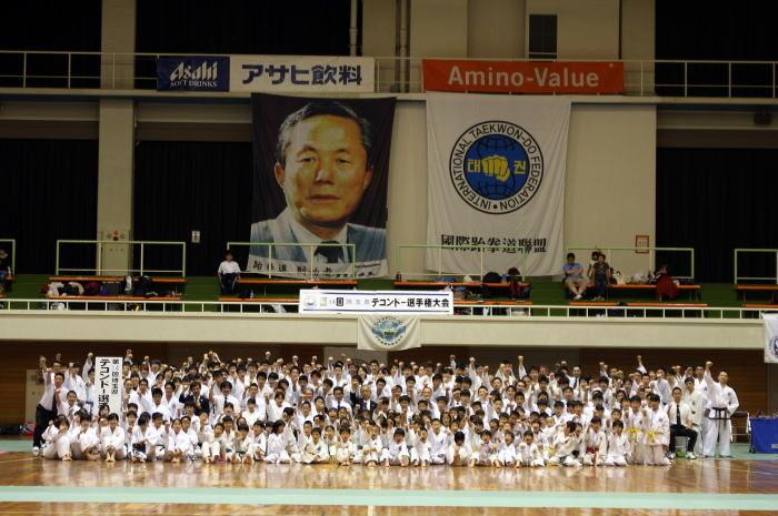 第14回埼玉県テコンドー選手権大会