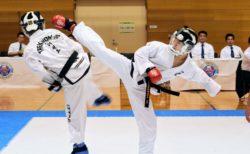 全日本ジュニアテコンドー選手権大会2019