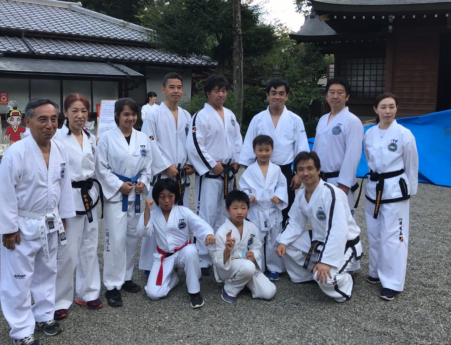 高麗神社 秋の武術演武会2019
