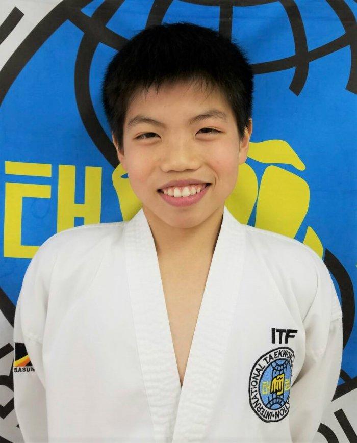 K.Yくん(13歳) 中学生