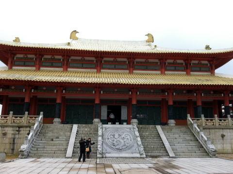 ITF-KOREA 済州道 道場 訪問