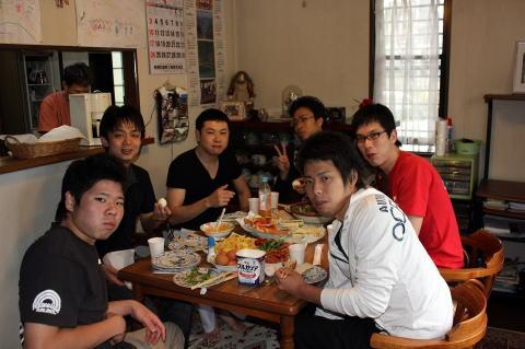 朴道場 関西遠征団 2012