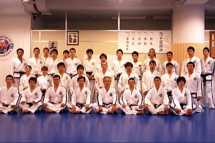 日本国際テコンドー協会(ITF-JAPAN)指導者練習会 開催(東京府中道場)
