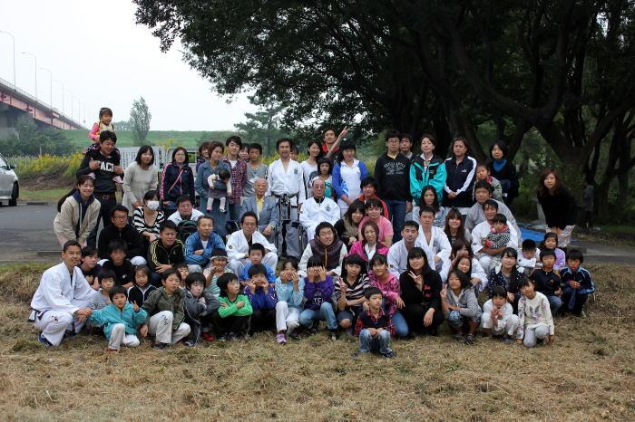テコンドー埼玉道場 ファミリー交流会2014