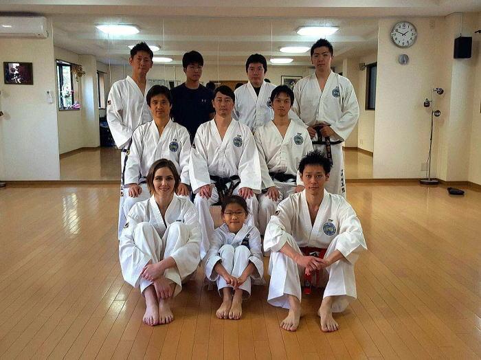 四日市教室 第1回昇級審査会・名古屋道場 審査会