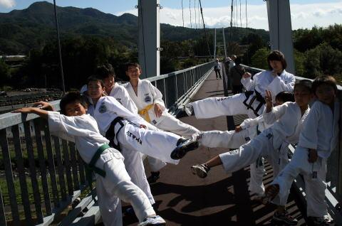 群馬高崎道場 合宿2011