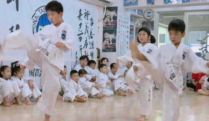 少年部(小学1~6年生)