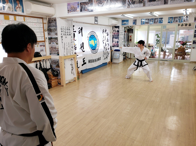 第4回 朴武館 指導者合同練習会