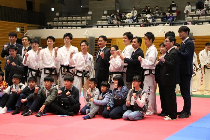 第30回全日本テコンドー選手権大会