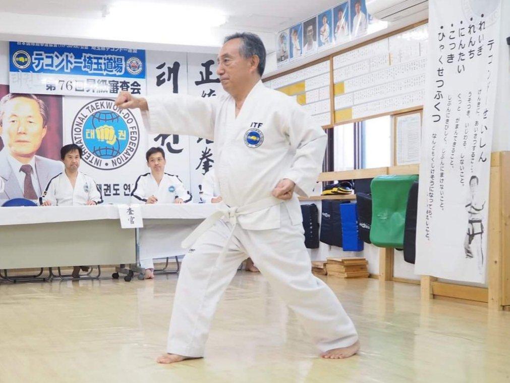 生涯を通して修練する生涯武道
