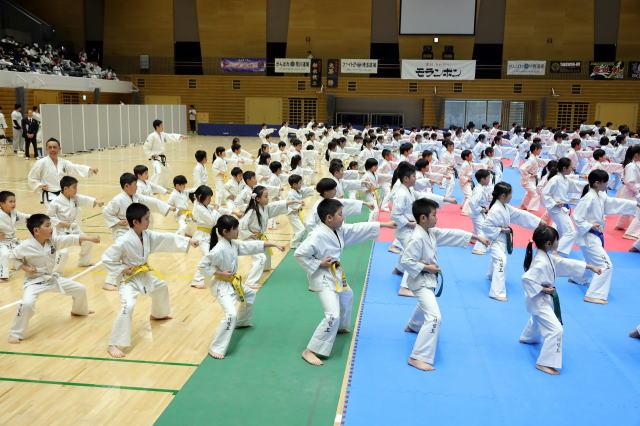 第31回全日本大会 少年演武のお知らせ