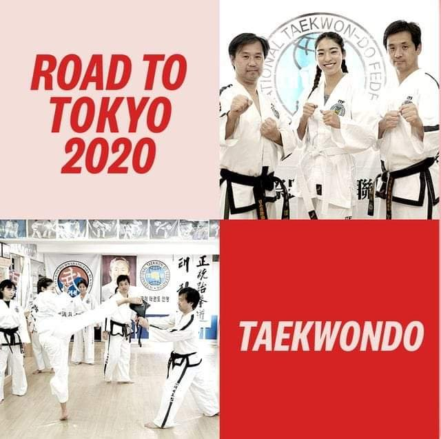 "Womens Health Fitness ""ROAD TO TOKYO 2020"" TaeKwon-Do テコンドー取材記事掲載"