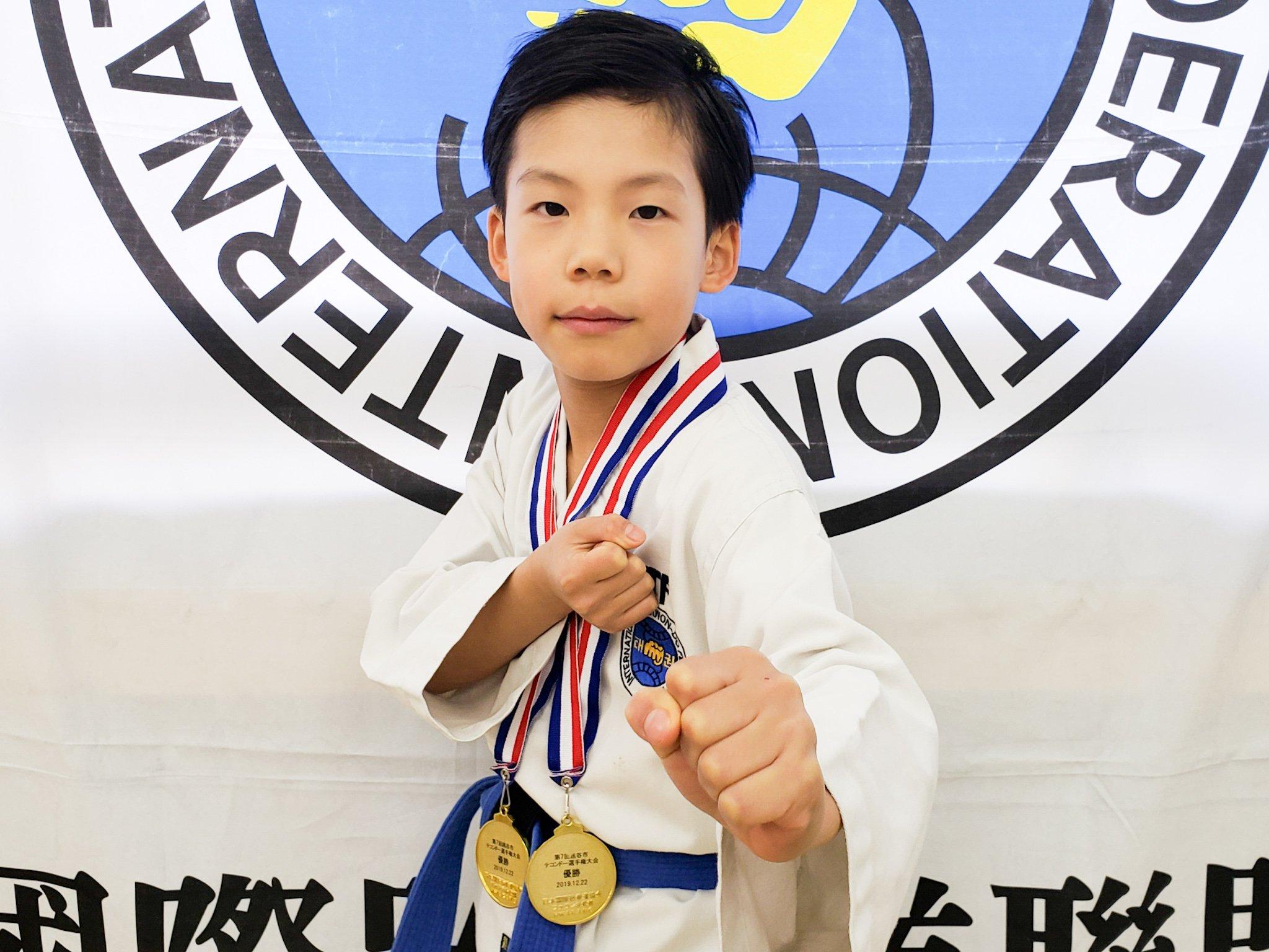 T.Oくん(8歳) 小学生
