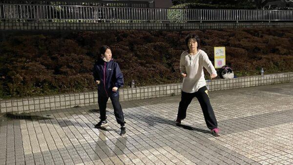 朝霞道場 稽古記録(2021年3月)