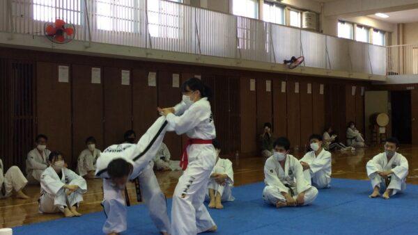 テコンドー・ファラン朴武館 第84回昇級審査・第5回仮昇段審査