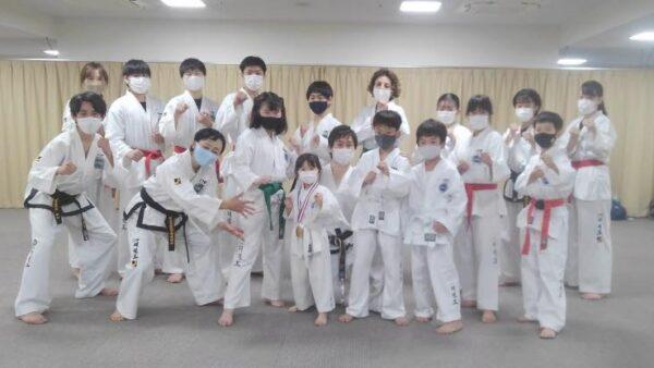 上尾道場 稽古記録(2021年5月)