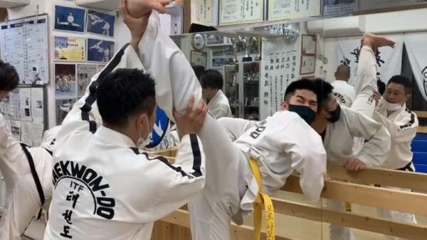 戸田道場 稽古記録(2021年6月)