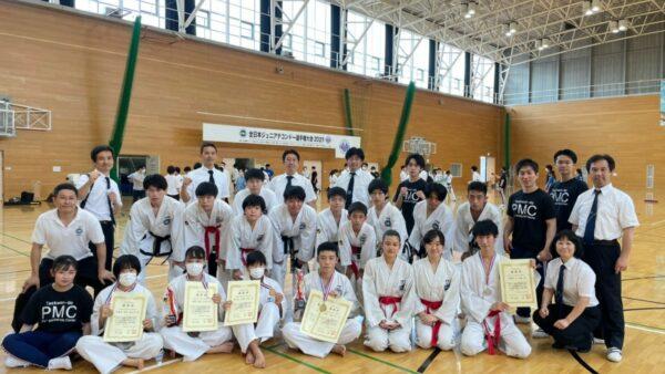 全日本ジュニアテコンドー選手権大会2021