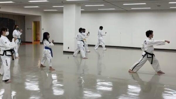 朝霞道場 稽古記録(2021年7月)